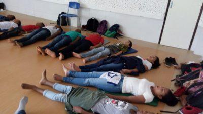 Atividades especiais marcaram a primeira semana de aula do CEAS