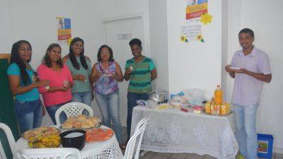 """CREAS realizou segundo dia do Projeto """"Café Social"""""""