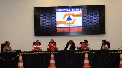 Seminário de Proteção e Defesa Civil capacitou profissionais ao longo de três dias