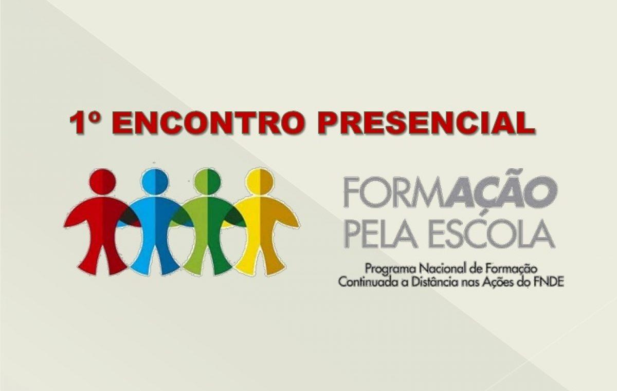 I Encontro presencial do programa Formação Pela Escola acontece sexta-feira (16)