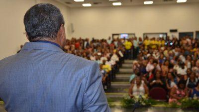 Desafios da atual gestão são explicados durante Sessão Solene de Emancipação Política