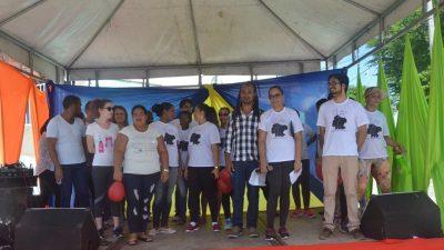 SDHCJ: Projeto Circulô promoveu integração, arte e cidadania aos jovens do bairro do Caípe