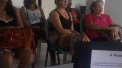 Saúde do Trabalhador realizou capacitação para manipuladores de alimentos