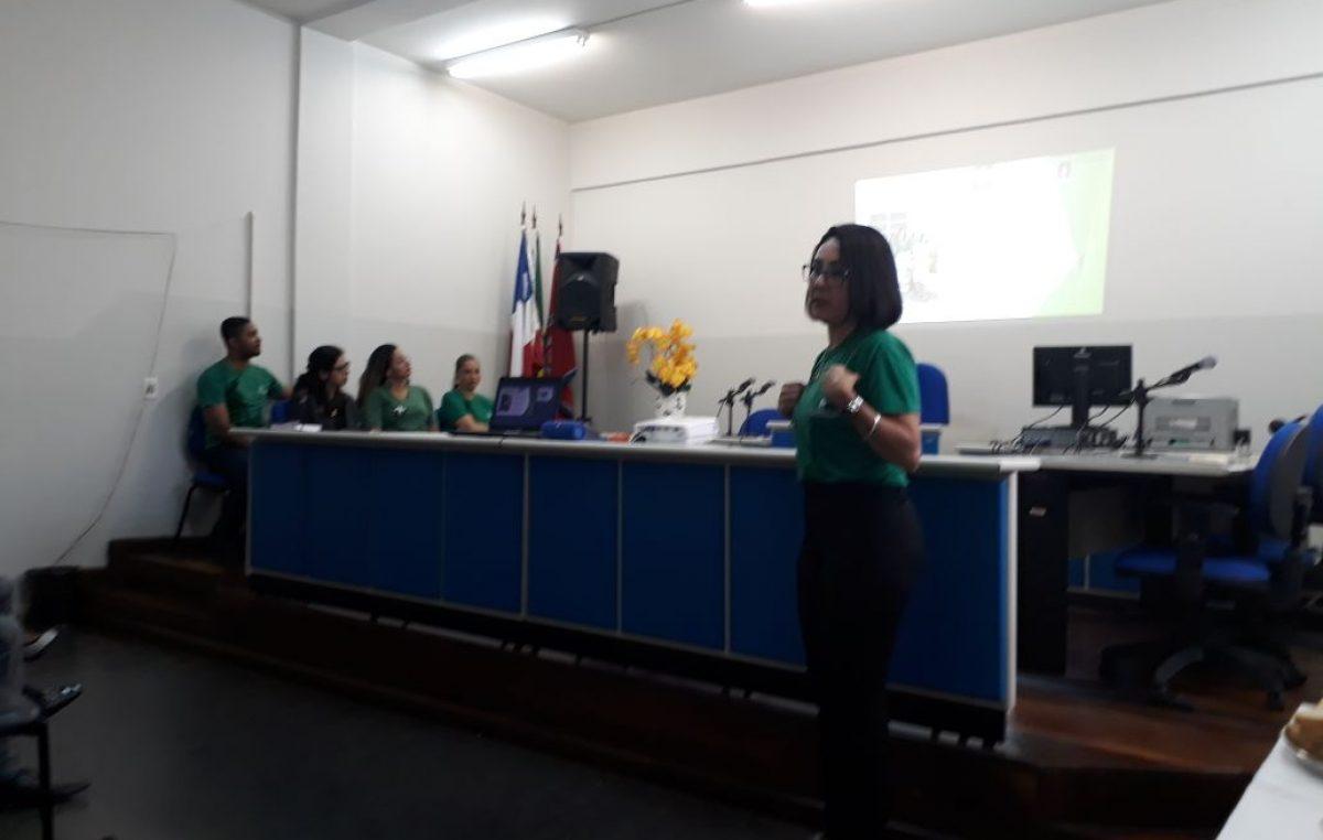 Encontro reuniu advogados do município para dialogar sobre o novo Código de Processo Civil