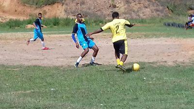 Confira os resultados dos jogos da primeira rodada da 1ª Copa de Futebol de Campo do Poeirão