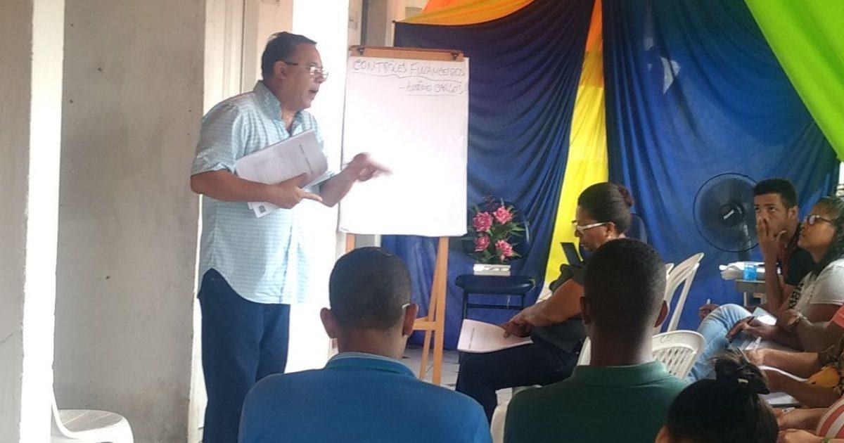 Oficina doProjeto SEDEC e Você promoveu diálogo e qualificação para empreendedores franciscanos