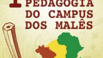 I Semana de Pedagogia da UNILAB termina dia 20 de abril
