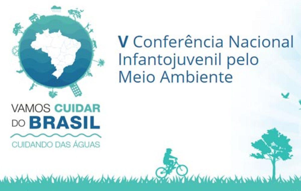 São Francisco do Conde participa da V Conferência Nacional Infantojuvenil pelo Meio Ambiente