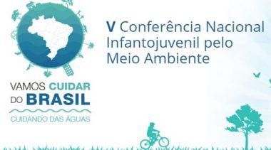 """""""Cuidando das Águas de São Francisco do Conde"""" é o tema da V Conferência Infantojuvenil pelo Meio Ambiente, etapa municipal"""