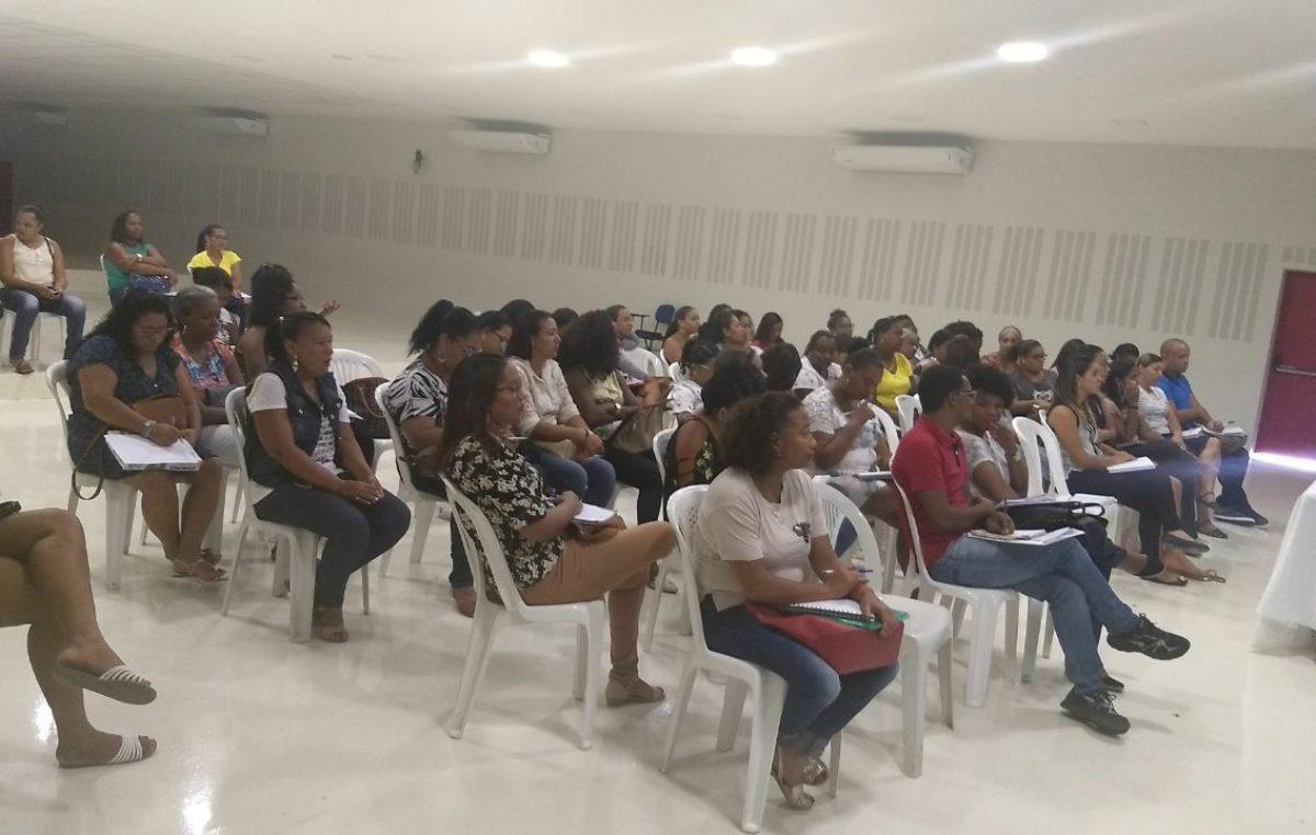 Secretaria da Educação realiza treinamento do sistema para Censo Escolar 2018