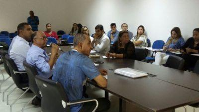 Saúde: São Francisco do Conde recebeu a Comissão Intergestores Regional