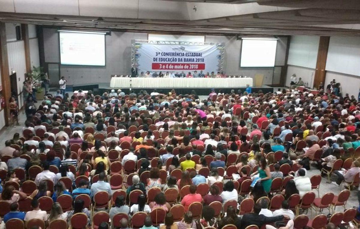 Estudante franciscana eleita para representar a Bahia na III Conferência Nacional da Educação