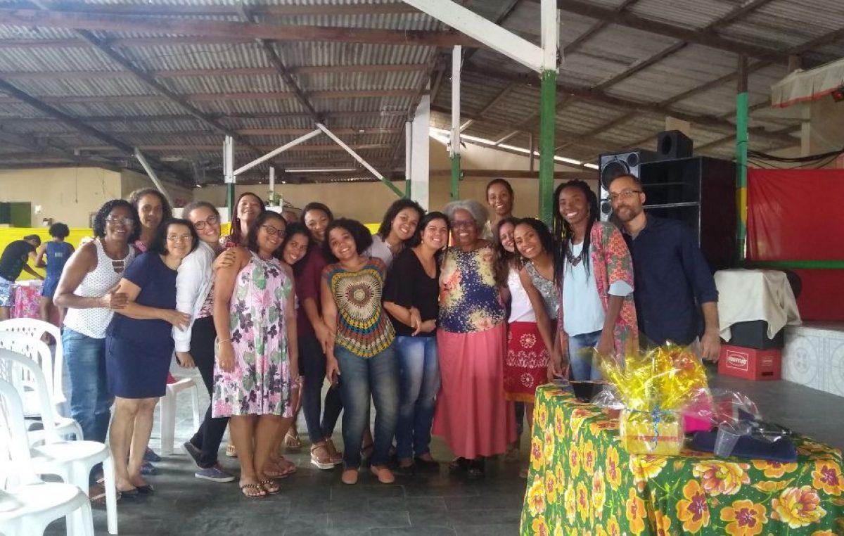 Semana da Família na Creche Escola Menino Jesus