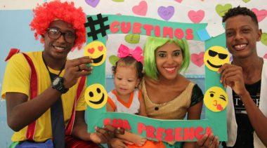 Municipalizada, a Creche do Caípe volta a funcionar atendendo crianças a partir de 1 ano e 6 meses