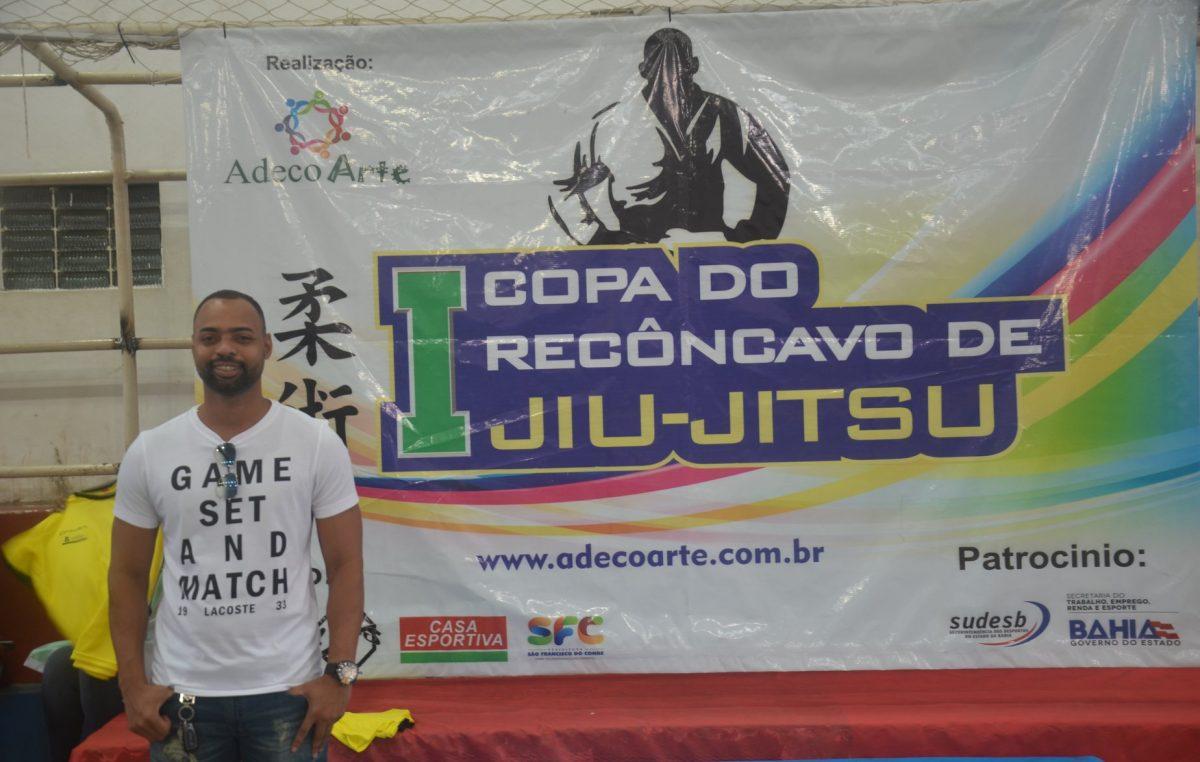 Campeonato de Jiu-Jitsu movimentou o final de semana em São Francisco do Conde