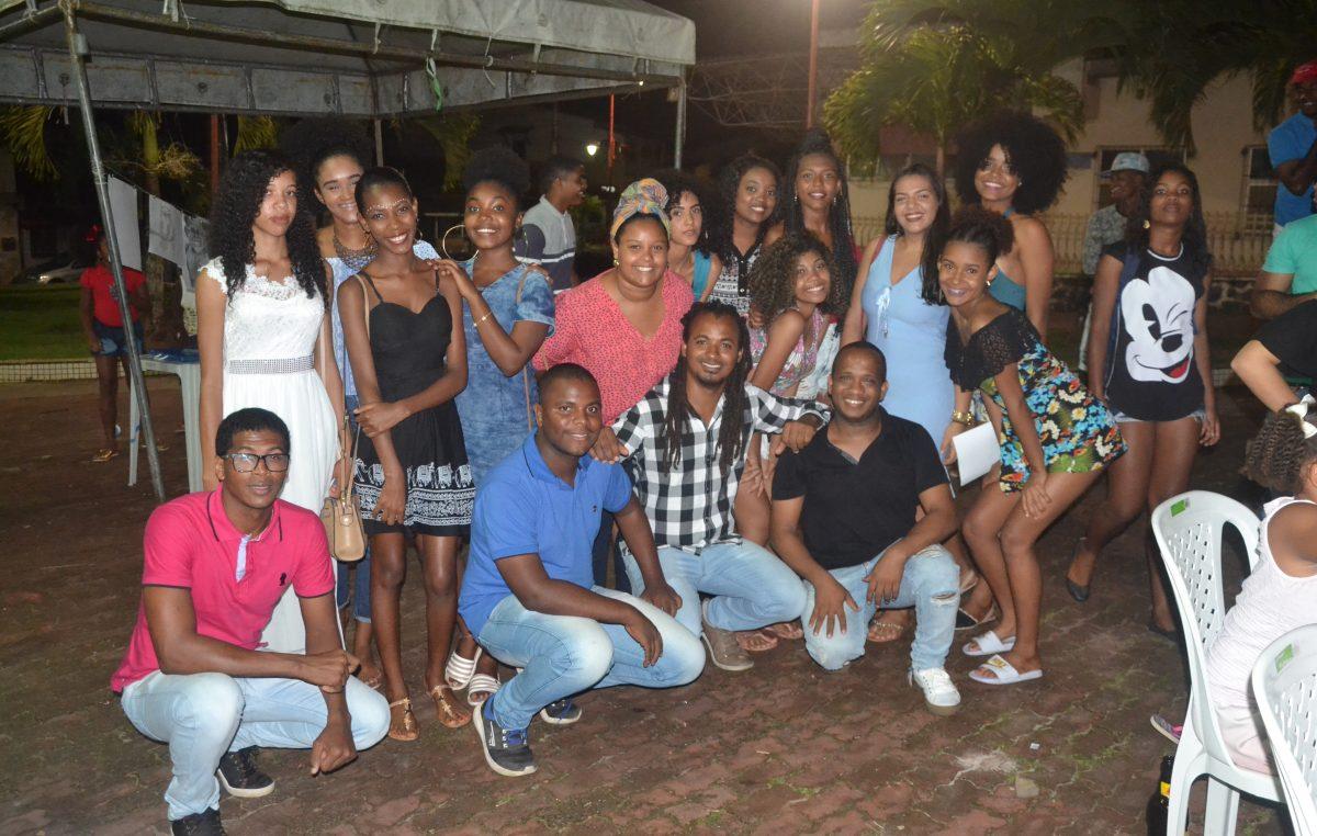 Sarau do Circulô reuniu adolescentes e jovens artistas franciscanos
