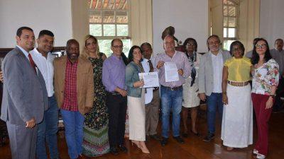 A Bahia ganha mais um patrimônio tombado: A Fazenda Engenho D'Água