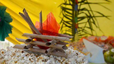 O 2º dia do Forró Social foi realizado na comunidade do Coroado, na última quinta-feira (14)