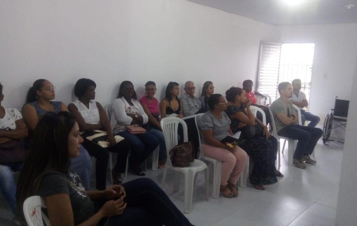 São Francisco do Conde apresentou Projeto Odontologia é ART