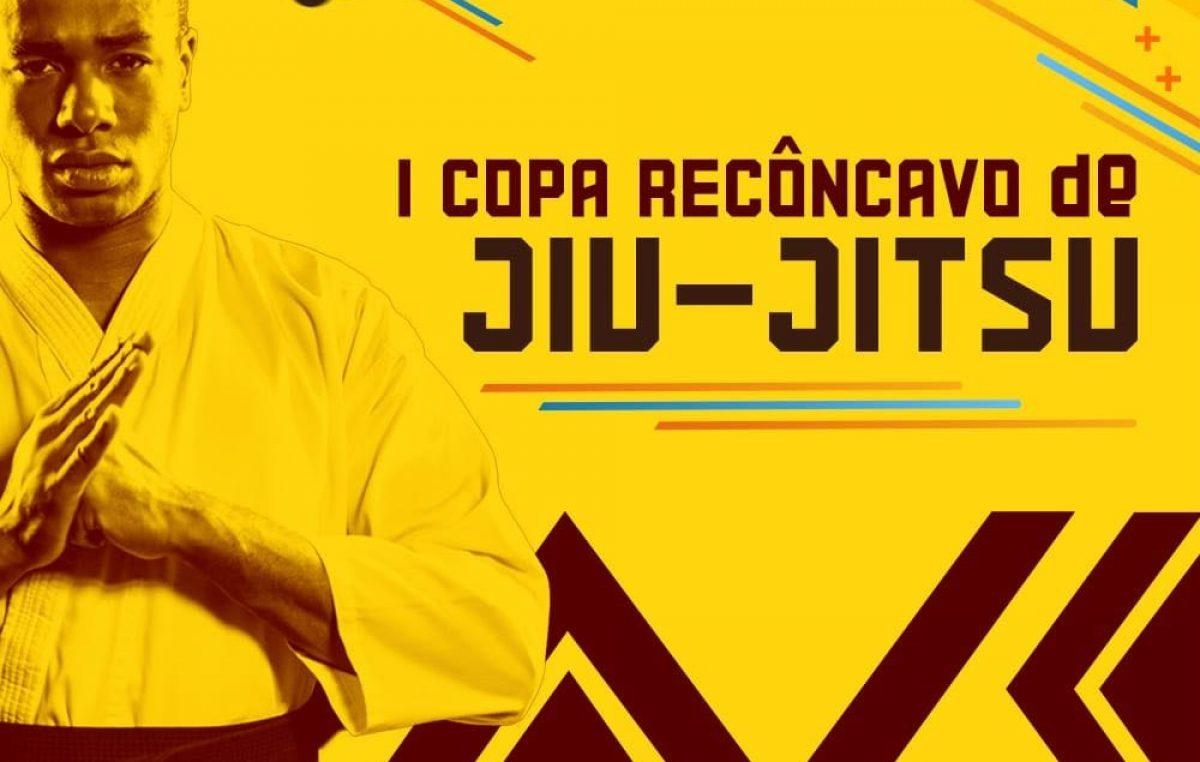 I Copa Recôncavo de Jiu-Jitsu acontecerá neste domingo (10) em São Francisco do Conde