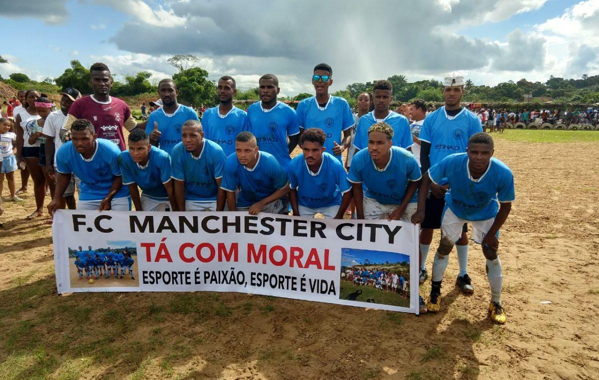 Jogo acirrado e muita emoção marcaram a Grande Final da 1ª Copa de Futebol de Campo do Poeirão