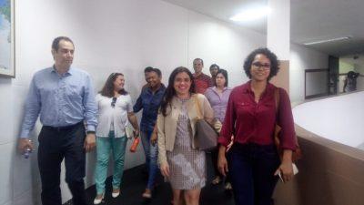 Município recebeu a visita do MEC e implantação do curso de Medicina dá mais um importante passo