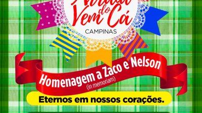 XXXII Arraiá do Vem Cá, no bairro de Campinas, marcará as festividades juninas em São Francisco do Conde