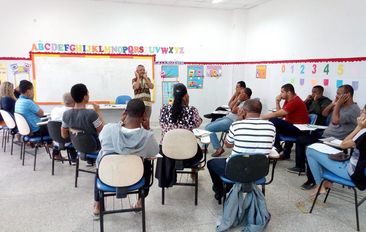Aula Inaugural do Curso de Formação em Língua Grega promoveu aprendizagem diferenciada em São Francisco do Conde