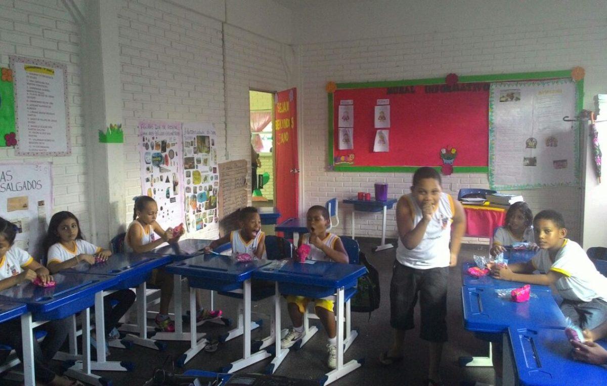 PROAP estimula a cultura da não-violência nas escolas