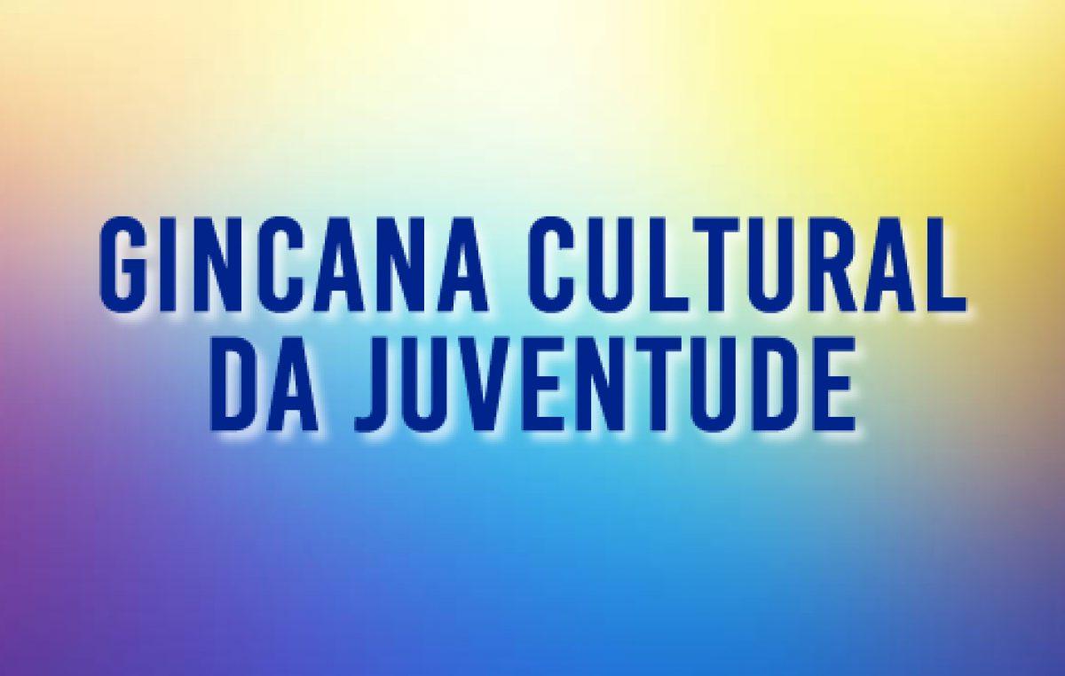 Gincana Cultural da Juventude acontecerá de 15 a 17 de junho no bairro da Muribeca
