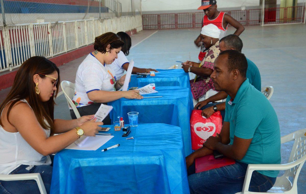 REDA: Seleção na área da Saúde tem 348 inscritos em 3 dias