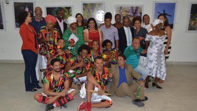 Secretário de Cultura, Osman Ramos, recebeu homenagem no Dia Intencional de Nelson Mandela