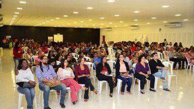 SEDUC promoveu formação continuada para gestores escolares da rede municipal de ensino
