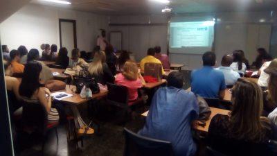 Saúde: Município apresentou experiência pioneira de Acolhimento Pedagógico durante Colegiado de Coordenadores de Atenção Básica (COCAB)