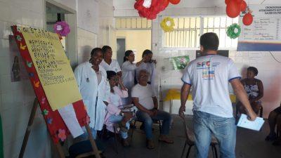 Caminhada, distribuição de preservativos, palestras e testes rápidos marcaram ações de prevenção as Hepatites Virais