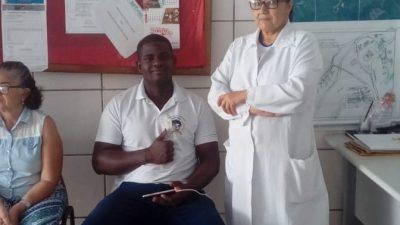 São Francisco do Conde promove atividades para falar de Hepatites Virais