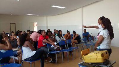 Programa Educa Chico promove ações de mobilização para inscrições no Processo Seletivo do Instituto Federal de Educação, Ciência e Tecnologia da Bahia – IFBA