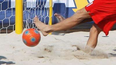 II Copa Osmar Machado de Futebol de Areia terá rodada das semifinais dia 14 de julho