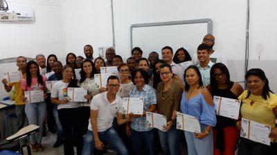 SEGAD: Escola de Governo certificou mais 34 servidores municipais que concluíram o Curso de Noções de Controle na Administração Pública