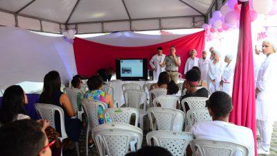SEDEC realizou diversas atividades especiais em comemoração ao Dia do Feirante em São Francisco do Conde