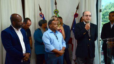 Prefeitura assina licenças para implantação do Loteamento Ilha Bimbarras Sítio de Praia