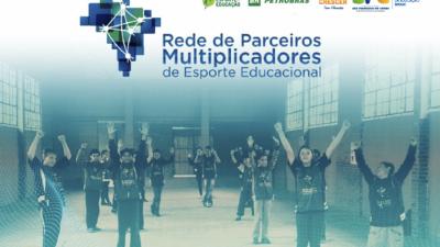 Rede de Parceiros Multiplicadores de Esporte Educacional irá fortalecer a Educação Integral