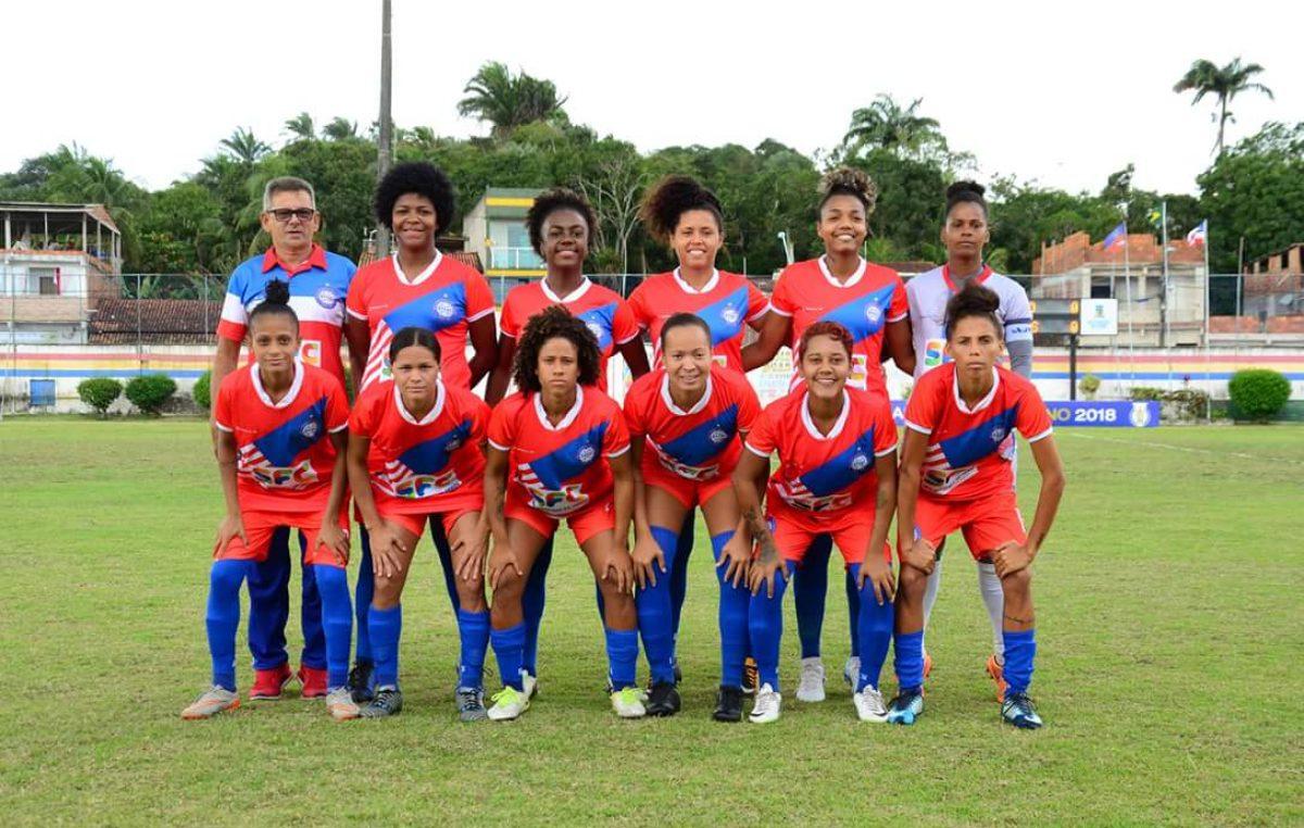 São Francisco do Conde Esporte Clube empata com o Corinthians dentro de casa, mas garante permanência no Brasileirão Feminino de 2019