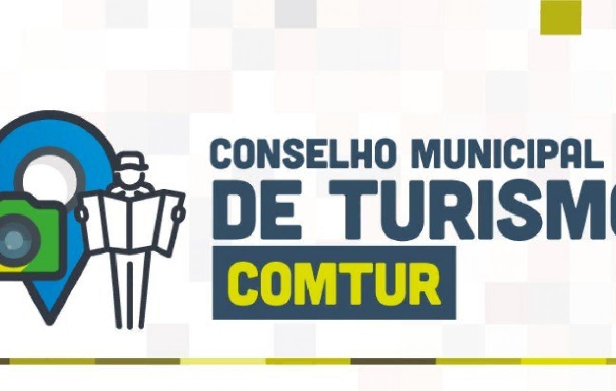 Posse do Conselho Municipal de Turismo será nesta quinta-feira (30)