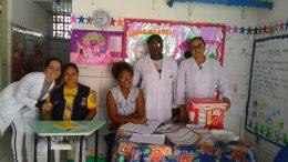 São Francisco do Conde segue com a campanha de vacinação contra sarampo e poliomielite