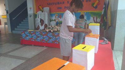 Comunidade franciscana se mobiliza para as eleições do Colegiado Escolar