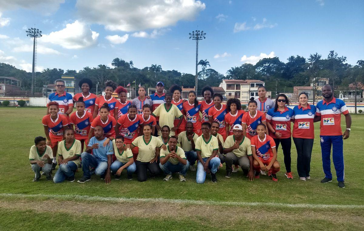 Esporte e Inclusão Social: Alunos da APAE prestigiaram o jogo entre São Francisco Esporte Clube X Kindermann