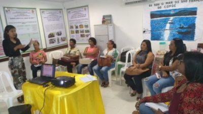 Articuladores do Programa Novo Mais Educação participam de Encontro Formativo promovido pela SEDUC