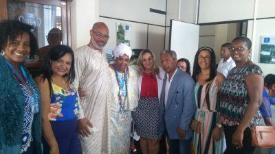 Evento em homenagem Mãe Stella de Oxóssi conta com participação do Secretário Municipal de Cultura
