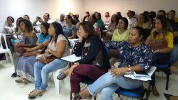Encontro Formativo do Voarte é realizado na Secretaria da Educação – SEDUC